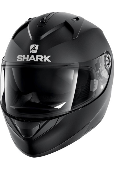 Shark Ridill Kask | Mat Siyah