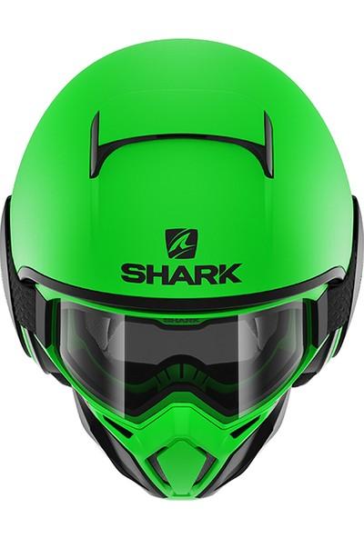 Shark Drak Street Kask | Yeşil