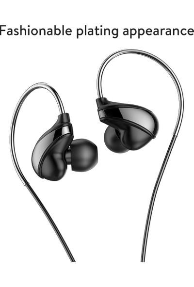 Baseus Encok H05 Kablolu Kulaklık - Siyah