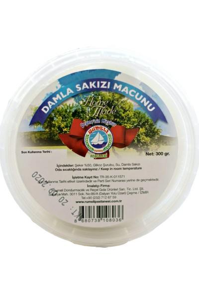 Rumeli Pastanesi Damla Sakızı Macunu (Plastik Kap) 300 gr