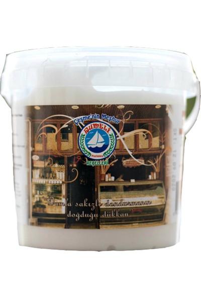 Rumeli Pastanesi Damla Sakızı Macunu (Plastik Kap) 600 gr