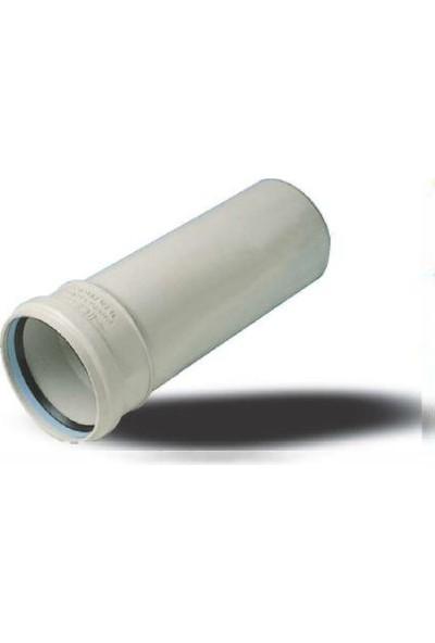 Ege Yıldız 50X250 Pvc Boru 3,2 mm