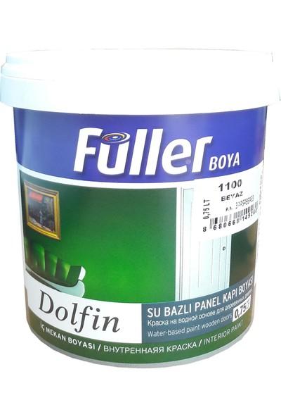 Füller Dolfin Panel Kapı Boyası Beyaz 0,75 Litre