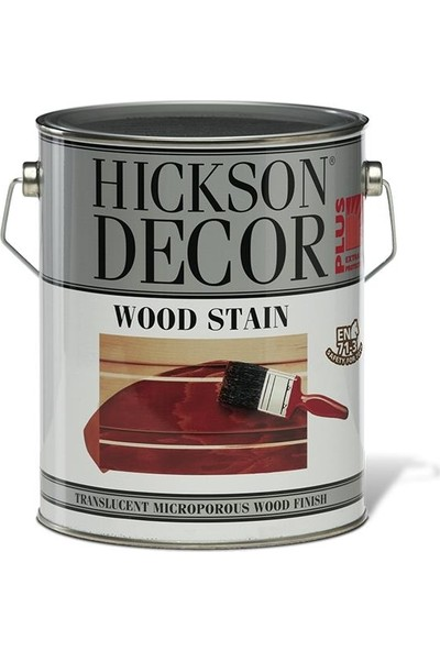 Hickson Decor Wood Stain 2,5 LT Afrormosia