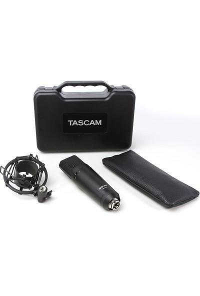 Tascam Tm-180 Geniş Diyaframlı Kondenser Stüdyo Mikrofonu
