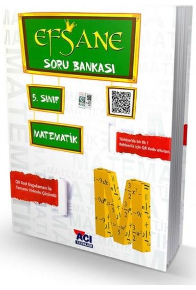5.Sınıf Efsane Matematik Soru Bankası
