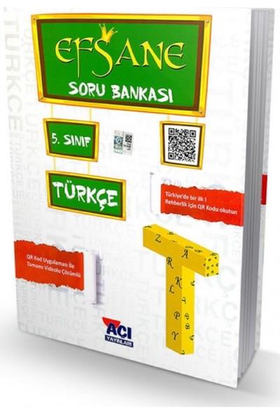 5.Sınıf Efsane Türkçe Soru Bankası