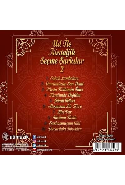 Hüdai Aksu - Ud İle Nostaljik Seçme Şarkılar 2 Cd