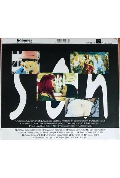Yannis Saoulis - Son Film Müzikleri Cd