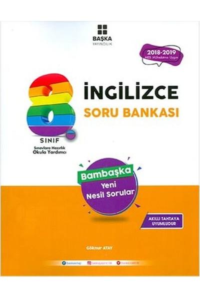 Başka Yayınları 8.Sınıf İngilizce Soru Bankası