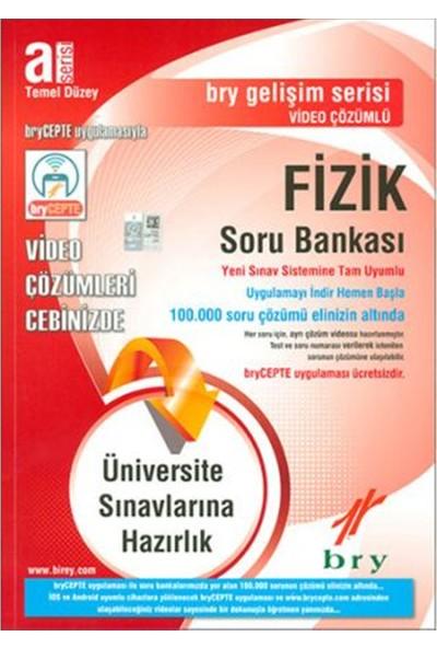 Birey A Serisi Fizik Soru Bankası Temel Düzey