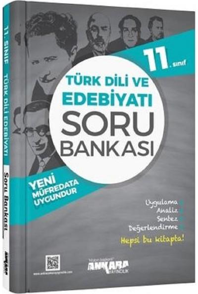 Ankara Yayıncılık 11.Sınıf Türk Dili Ve Edebiyatı Soru Bankası