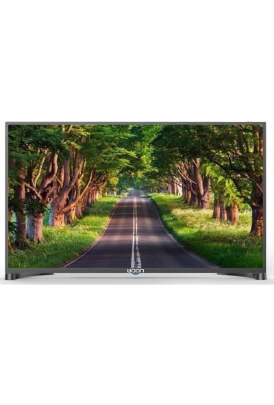 """Woon WN40DLK010 40"""" 102 Ekran Uydu Alıcılı Full HD LED TV"""