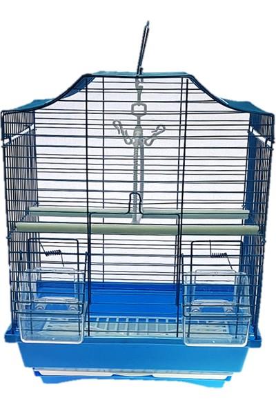 Best Cage Bg303 İki Kapılı Muhabbet Kuşu Kafesi