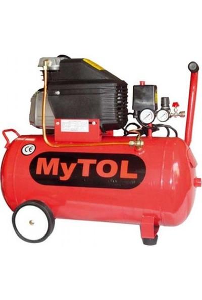 Mytol 2 Hp 50 Litre Yağli Hava Kompresörü