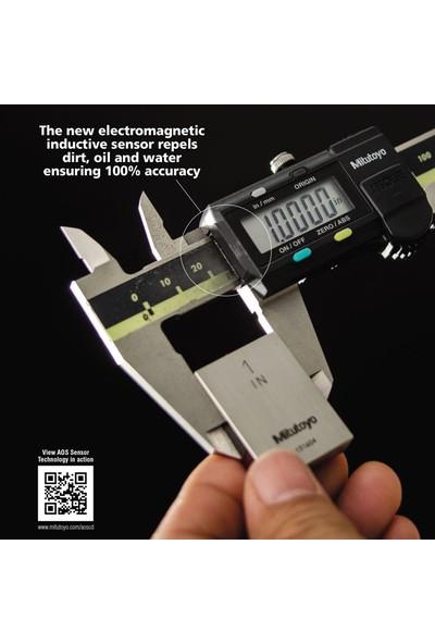 Mıtutoyo 500-182-30 Dijital Kumpas 200Mm/0,01Mm Metrik Bilgi Çıkışsız
