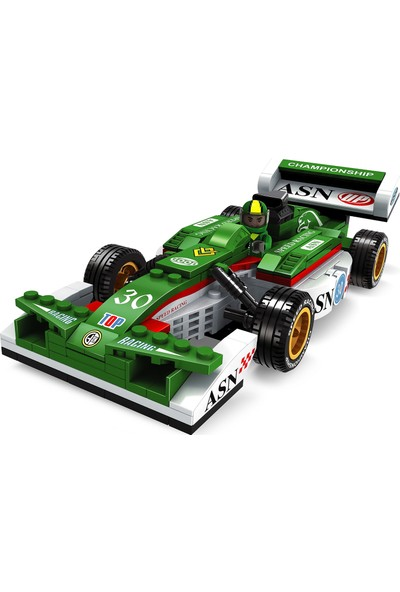 Ausini Racing Set 237 Parça
