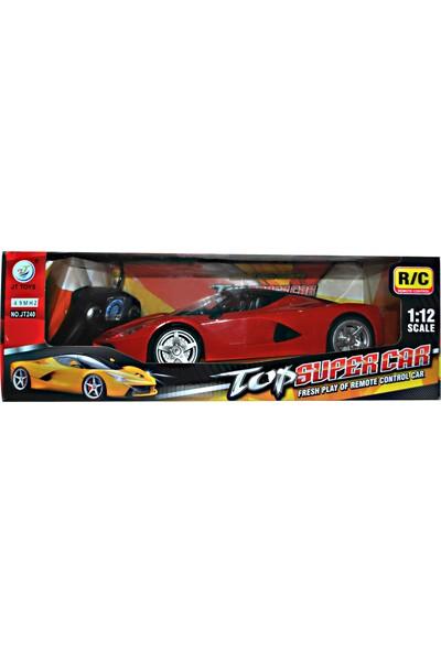 Ferrari 1:12 Rc Ferrari Uzaktan Kumandalı Araba