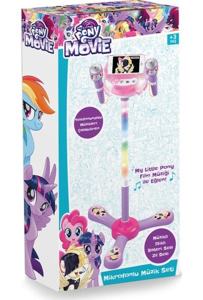 My Little Pony Pony Mikrofonlu Ayaklı Müzik Seti