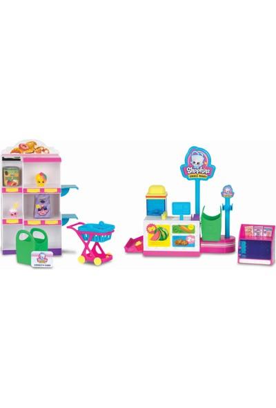 Shopkins Cicibiciler Seri 10 Market Oyun Seti