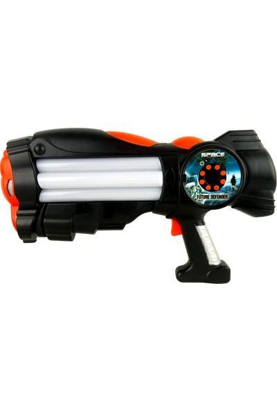 Space Wars Future Laser Gun