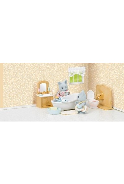 Sylvanian Families C Bathroom Set