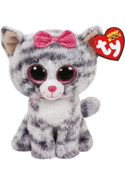Ty Beanie Boos Kedi Kiki Peluş 15 cm