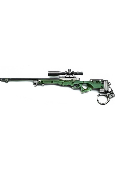 MegaKutu - PUBG AWM Tüfek Anahtarlık