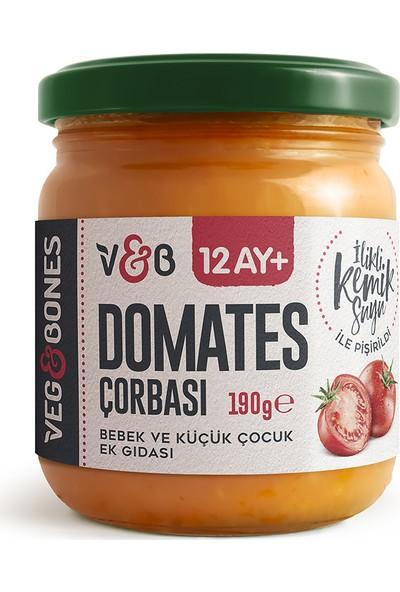 Veg&Bones Domates Çorbası 190 gr