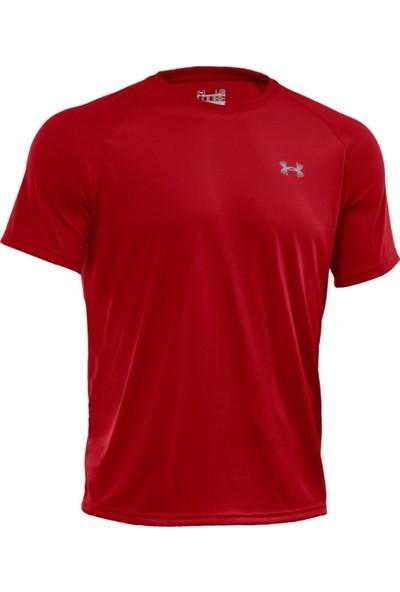 Under Armour Tech Ss Erkek T-Shirt 1228539-600