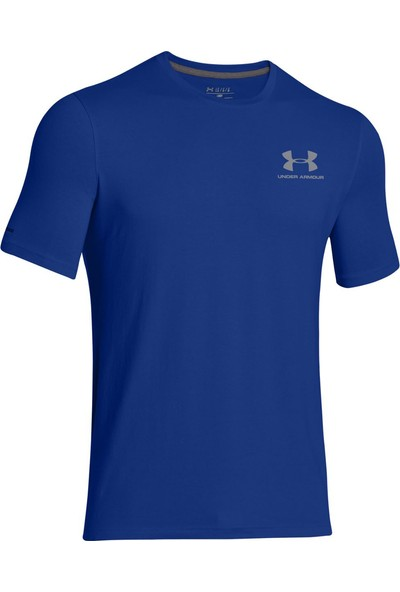 Under Armour Charged Cotton Erkek T-Shirt 1257616-400