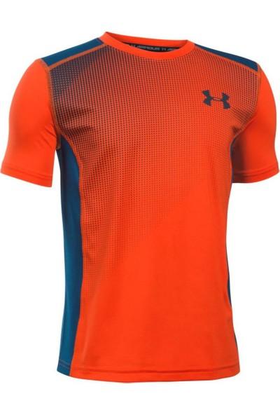 Under Armour Heat Gear Erkek T-Shirt 1289996-860