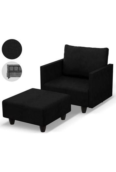 Prado Saka Tv Koltugu Siyah