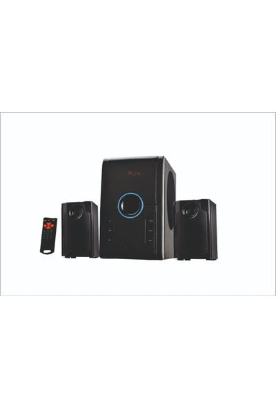Leader Ld-220 2+1 Bluetotthlu Radyolu Usb Sd Ses Sistemi