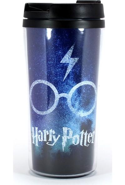 Modaroma Harry Potter Glasses Termos Bardak