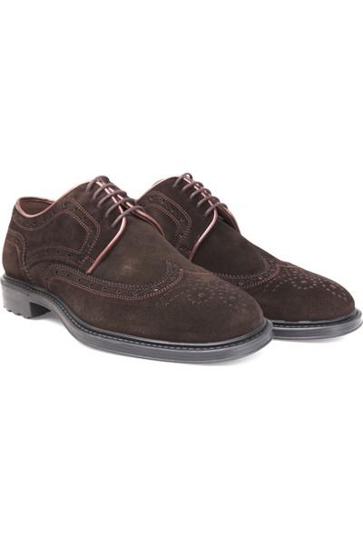 Greyder Erkek Ayakkabı 8K1Ka6 6864 Kahvesuet