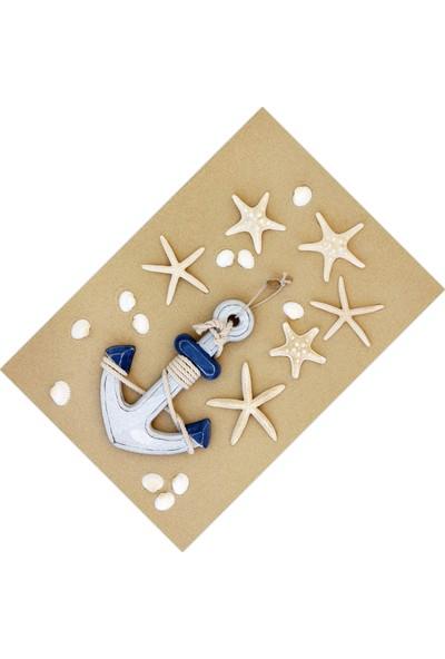 Cici Halı Deniz Yıldızları ve Çapa Erkek Çocuk Halısı-150x150