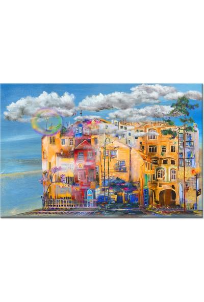Dementia Art Manzara Kanvas Tablo 6219 35x50