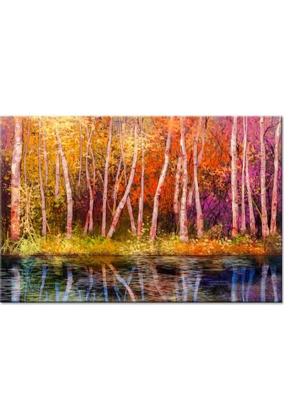 Dementia Art Manzara Kanvas Tablo Mage-9067 35 x 50