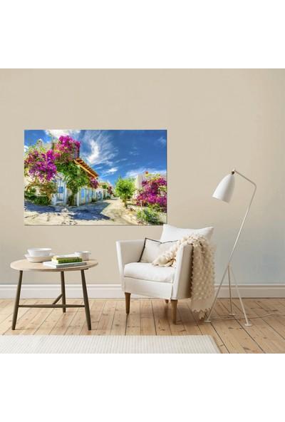 Dementia Art Şehir Kanvas Tablo 7396 20x30
