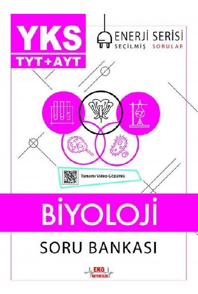 Ekg TYT Biyoloji Soru Bankası