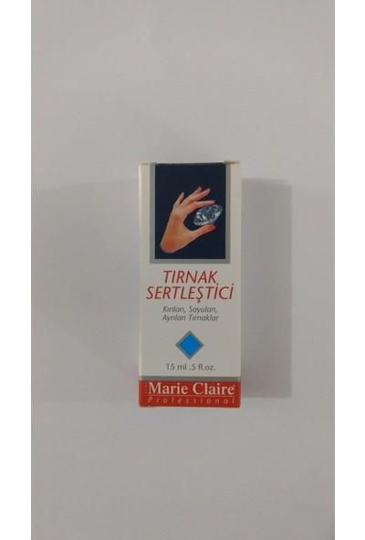 Marie Claire Tırnak Sertleştiren Etkili 15 ml