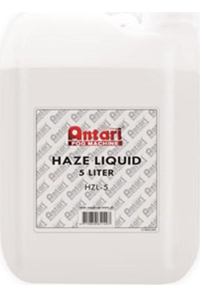 Antari Hzl-5 W Hazer Makinaları İçin Duman Likiti 5 Litre