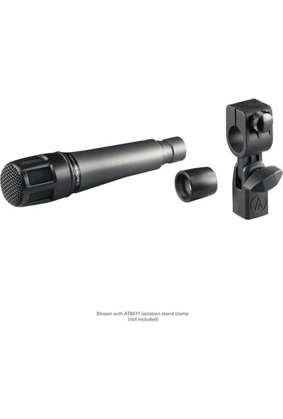 Audio Technica Atm650 Hypercardioid Dynamic İnstrument Microphone