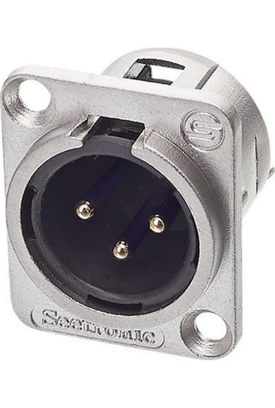 Seetronic J3F2C Modeli Erkek Xlr Şase Tipi