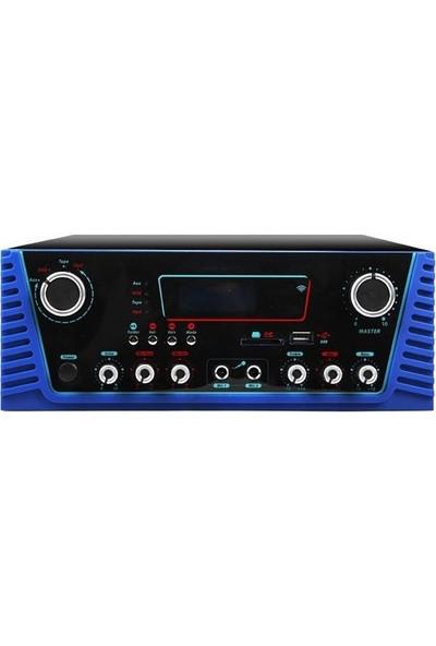 Denox Dx 625 75W 100V 4 Ohm Amfi Mikser