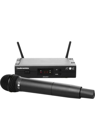 Audio Technica Atw 13F At-One Handheld Transmitter System