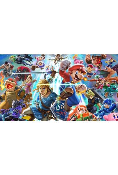 Super Smash Bros Ultımate