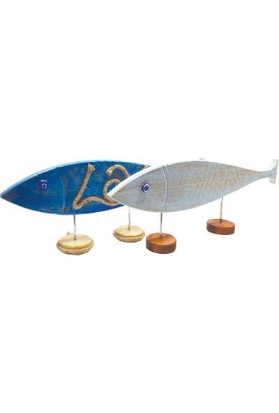 Le Atölye Yakamoz Balık Aksesuar