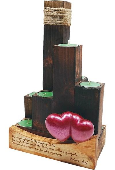 Le Atölye Kalp Kalbe Şamdan